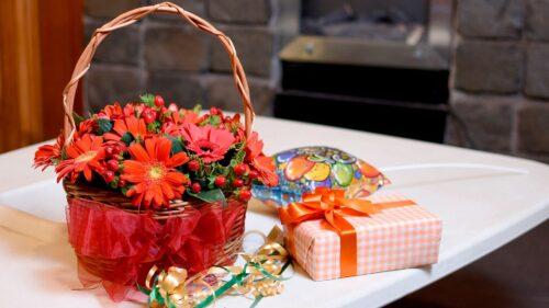 Flores a domicilio, regalos a domicilio. Regalos para cumpleaños