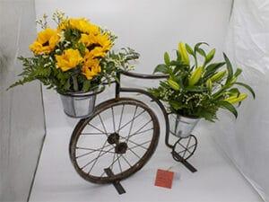 Bicicleta-con-girasoles-y-Lilium