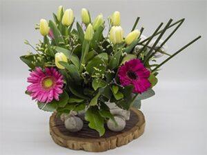 Los tulipanes como regalo perfecto para traer el espíritu de la temporada de primavera