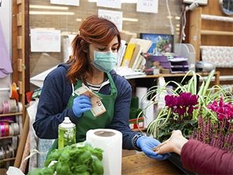 El impacto de las flores en la pandemia por Covid-19 en Chile
