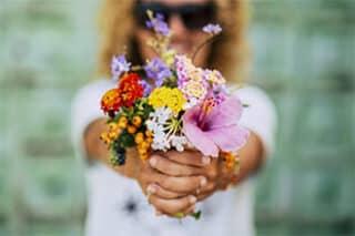 Flores a domicilio cuando regalar